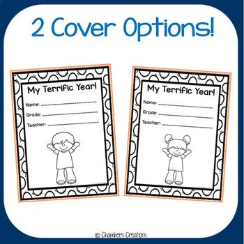 End of The Year Activities- Memory Book FREEBIE!