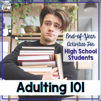 End of Year Activities for High School Students