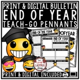Emoji End of The Year Writing Activity: Emoji End of Year Reflection Writing