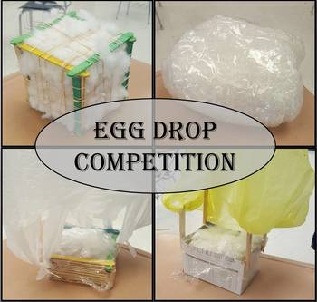 End of Year Activity (Egg Drop Challenge)
