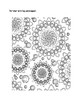 End of Year Activity Packet For Girls (colorable)