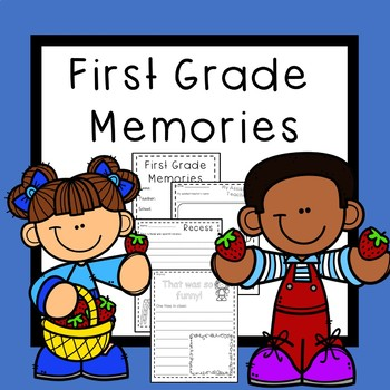 End of Year Activity Packet Primary
