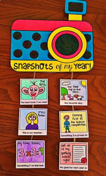 End of Year Activity - Snapshots of my Year