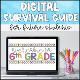 End of Year Activity- Survival Guide Slides for Future Students