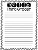 End of Year: Advice to New Third Graders