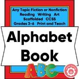 Alphabet Book: Nonfiction Writing