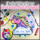 End of Year Art Project, Unicorn
