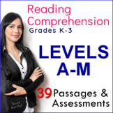 End of Year Assessment (Kindergarten, 1st, 2nd, Grade)