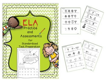 End of Year Assessment Practice Bundle