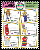 End of Year Awards Bundle - 12 color and BW themes {KT Creates}