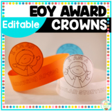 End of Year Award Crowns