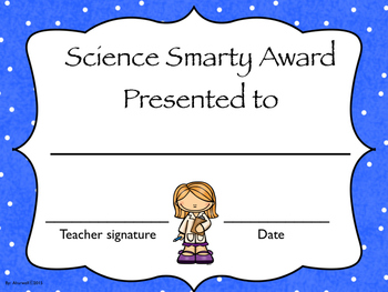 End of Year Awards  Classroom Superlatives ** Updated**