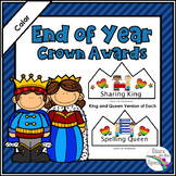 End of  the Year Awards Crowns