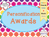 End of Year Awards - Personification