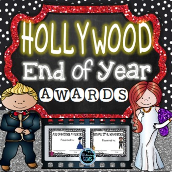 End of Year Awards {Editable and PDF}