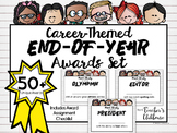 End of Year Awards {Career-Themed}