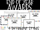End of Year Awards Bundle {6 Styles}