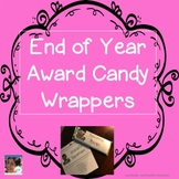 End of Year Awards: Candy Wrapper edition