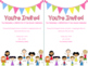 End of the Year Awards Certificates EDITABLE