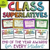 End of the Year Awards | Distance Learning | Google Classr