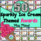 End of Year Awards - For All Students (Ice Cream Theme!)