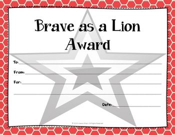 End of Year Awards: Similes --> 1-per-page (Grades 5, 6, 7, 8)