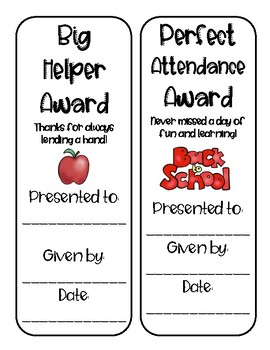 End of Year Awards: Superlative Bookmarks