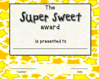 End of Year Awards {Superlatives for ALL students} EDITABLE!