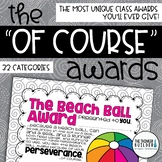 """End of Year Awards: The """"Of Course"""" Awards (32 Categories)"""