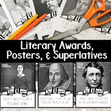 Literary End of Year Awards and Posters: Superlatives for