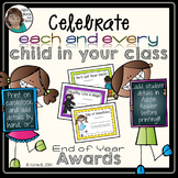 End of Year Awards - Celebrate Every Child