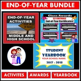 End of theYear BUNDLE! THREE (3) AMAZING products: Activit