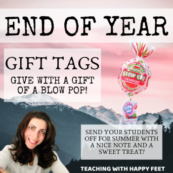 End of Year: Blow Pop Gift