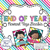 End of Year (Reward Tag Freebie)