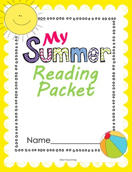 End of Year Including Summer Reading and Memory Books