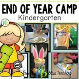 End of Year Camp Unit for Kindergarten