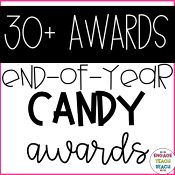 End of Year Candy (Character) Awards