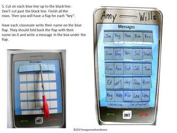 End of Year Cell Phone Memory Keeper