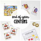 End of Year Centers