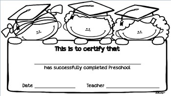 End-of-Year Certificate
