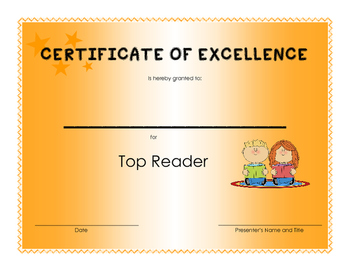 End of Year Certificates - Academic, Fun, Superlatives, Print Ready!