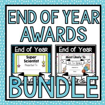 Student Awards 'The Bundle'