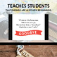 End-of-Year Classroom Autograph Book LITE