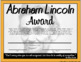 End of Year Classroom Awards for History!  8 History Awards (EDITABLE)!
