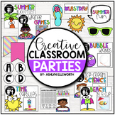 End of Year Classroom Party Pack