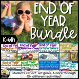 End of Year Counseling Activity Bundle