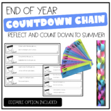 End of Year Countdown Chain