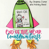 End of Year Countdown Craft