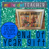 End of Year Craft (Gift for Parents) Kindergarten