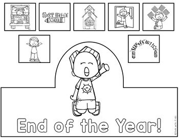 End of Year Crowns *FREEBIE*